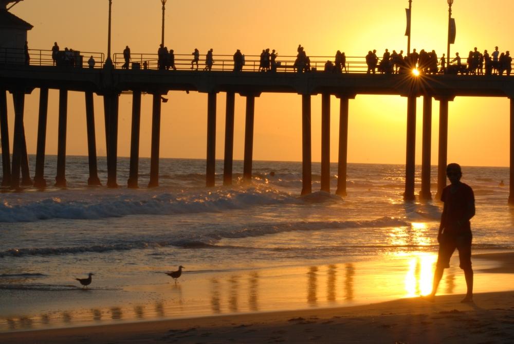 Huntington Beach, Copyright 2011 Shari Lopatin