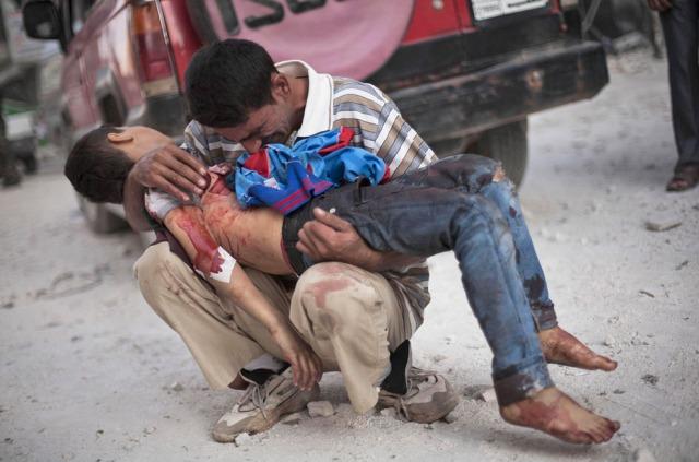 La paix Syria