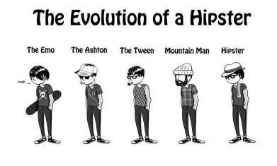 hipster-evolution