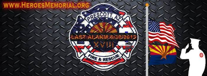 Prescott firefighters