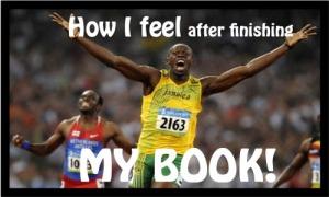 Finishing my book MEME