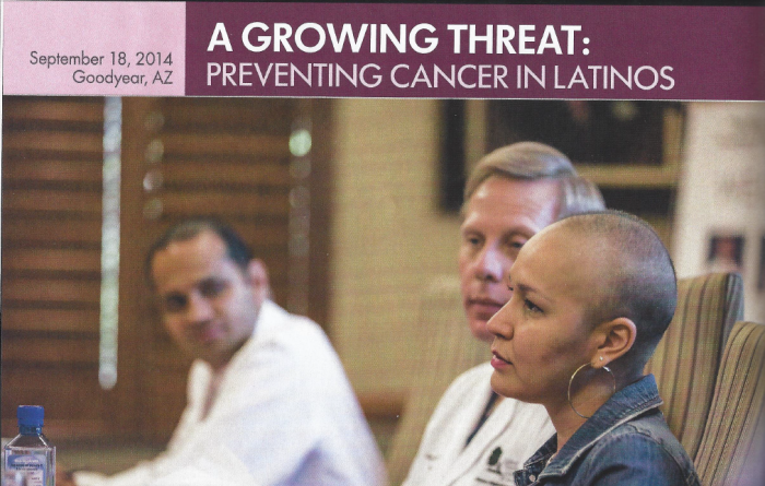 Preventing cancer in latinos