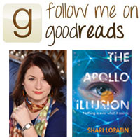 Follow on Goodreads widget