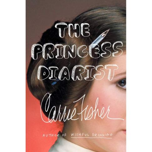 The Princess Diarist_book cover