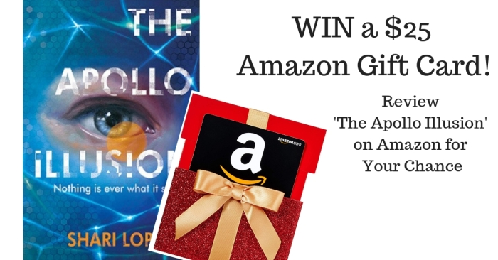 Amazon Giveaway visual