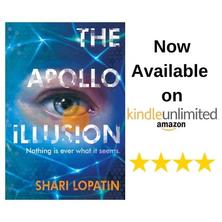 Apollo Illusion on Kindle Unlimited_Instagram